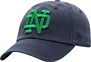 NCAA Relaxed Fit Adjustable Hat Team Color Primary Icon