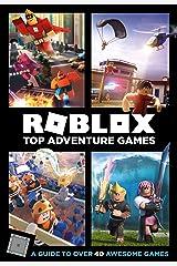 Roblox Top Adventure Games Hardcover
