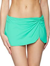 Anne Cole Women's Sarong Skirt with Built in Swim Bottom