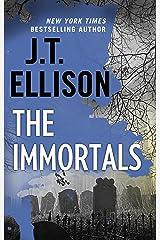 The Immortals (A Taylor Jackson Novel Book 5) Kindle Edition