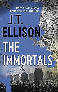 The Immortals (A Taylor Jackson Novel Book 5)