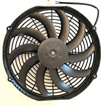 Best spal 12 inch puller fan Reviews