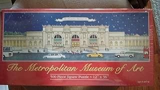The Metropolitan Museum of Art INSIDE the MUSEUM PUZZLE