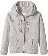 Roxy Kids - Radiate Positive Fleece Top (Toddler/Little Kids/Big Kids)