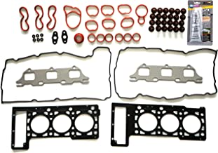 SCITOO Head Gasket Set Replacement for Chrysler 300/ Concorde/Sebring Dodge Avenger/Charger/Intrepid/Magnum/Stratus 2.7L V6 DOHC 24V 2001-2010 Engine Head Gaskets Kit Sets