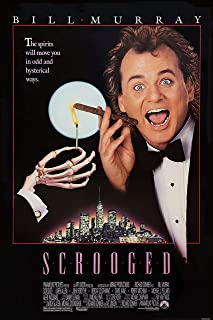 Best scrooged movie poster Reviews