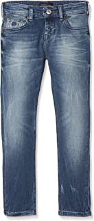 Scotch & Soda Nos- Strummer-Meeting Point Jeans para Niños