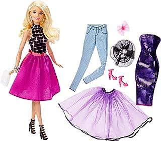 Barbie Fashion Mix 'N Match Doll, Blonde