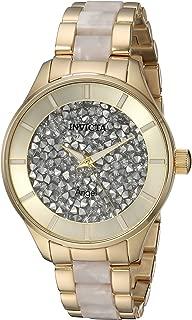 Invicta Women's Analog Quartz Watch with Stainless-Steel Strap 24666