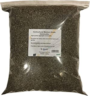 Horticultural Medium Grade Vermiculite (8 Quart)