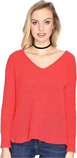 Zona Soft V-Neck Sweater