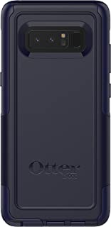OtterBox COMMUTER SERIES Case for Samsung Galaxy Note8 - Frustration Free Packaging - INDIGO WAY (MARITIME BLUE/ADMIRAL BLUE)