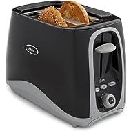 Oster 2-Slice Toaster, Black... Oster 2-Slice Toaster, Black (006332-000-000)