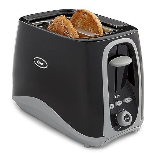 Oster 2-Slice Toaster, Black (006332-000-000)