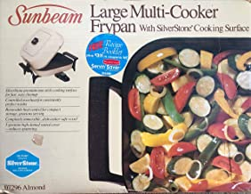 Large Multi-Cooker Frypan with SilverStone Cooking Surface