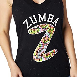 Zumba Sexy Graphic Print Fitness Gym Athletic Dance Tanks Breathable Workout Halter Tank Tops for Women