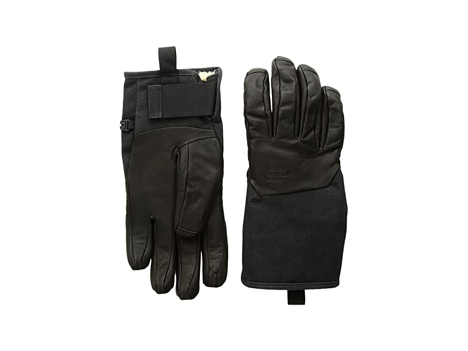 The North Face II Solo Gloves (TNF Black) Extreme Cold Weather Gloves