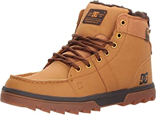 DC Shoes Mens Shoes Woodland Lace-Up Boots 303241