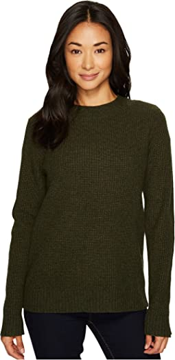 Pendleton - Ribbed Lambswool Pullover