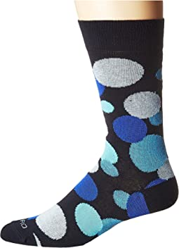 Large Polka Socks