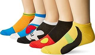 Men's Classic 5 Pack No Show Socks