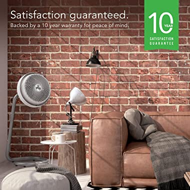 Vornado 783DC Energy Smart Full-Size Air Circulator Fan with Variable Speed Control and Adjustable Height