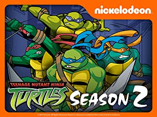 Teenage Mutant Ninja Turtles Season 2 (2003)