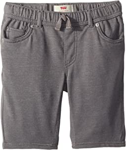 Knit Jogger Shorts (Big Kids)