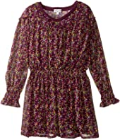 Splendid Littles - Printed Crinkle Chiffon Dress (Little Kids)