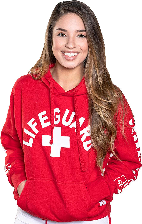 LIFEGUARD Unisex New Sales item West Authentic Coast Hoodie