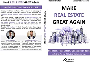 Make Real Estate Great Again: Proptech, Real Estech, Construction Tech (English Edition)