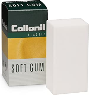 2 Collonil Soft Gum Classic Removes Dirt & Stains for All Designer Smooth Leather Shoes, Clothes, and Handbags. Made in Germany. - Pack of 2