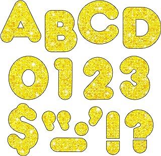 TREND enterprises, Inc. Yellow Sparkle 3