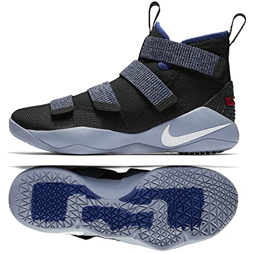pretty nice d7c3f f3c62 Nike Lebron Soldier XI Mens Basketball Shoes