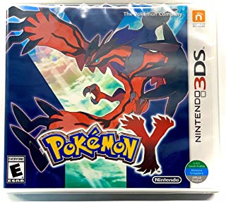 Pokemon Y - World Edition (for 3DS)