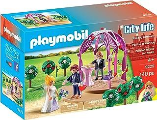 Playmobil-9229 Pabellón Nupcial con Novios, única (9229