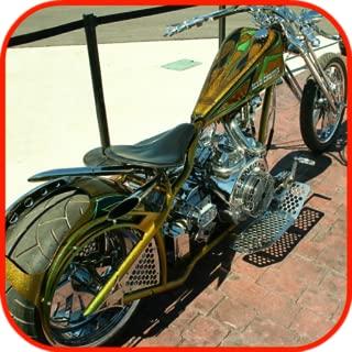 Motorcycle Chopper Wallpaper
