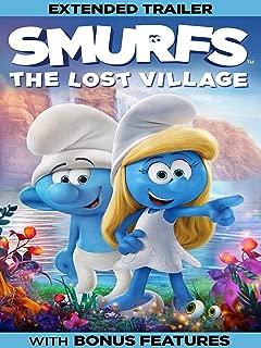 Smurfs: The Lost Village (Plus Bonus Content)