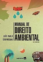 Manual de Direito Ambiental - 18ª edição de 2020