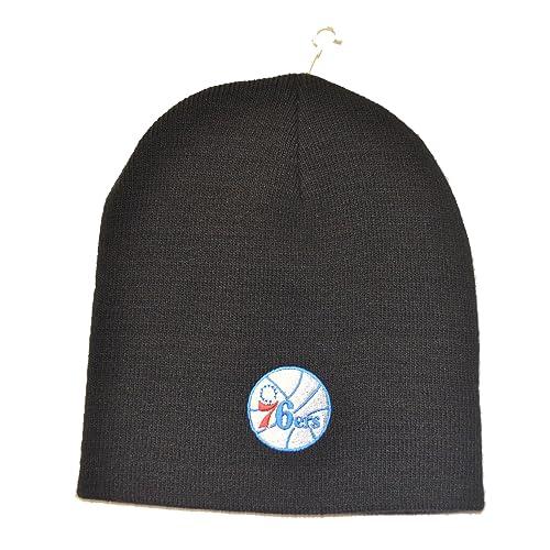 NBA Cuffless Beanie Hat - Basketball Knit Skull Toque Cap 50b3cb132e9