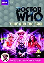 Doctor Who - Time and The Rani anglais