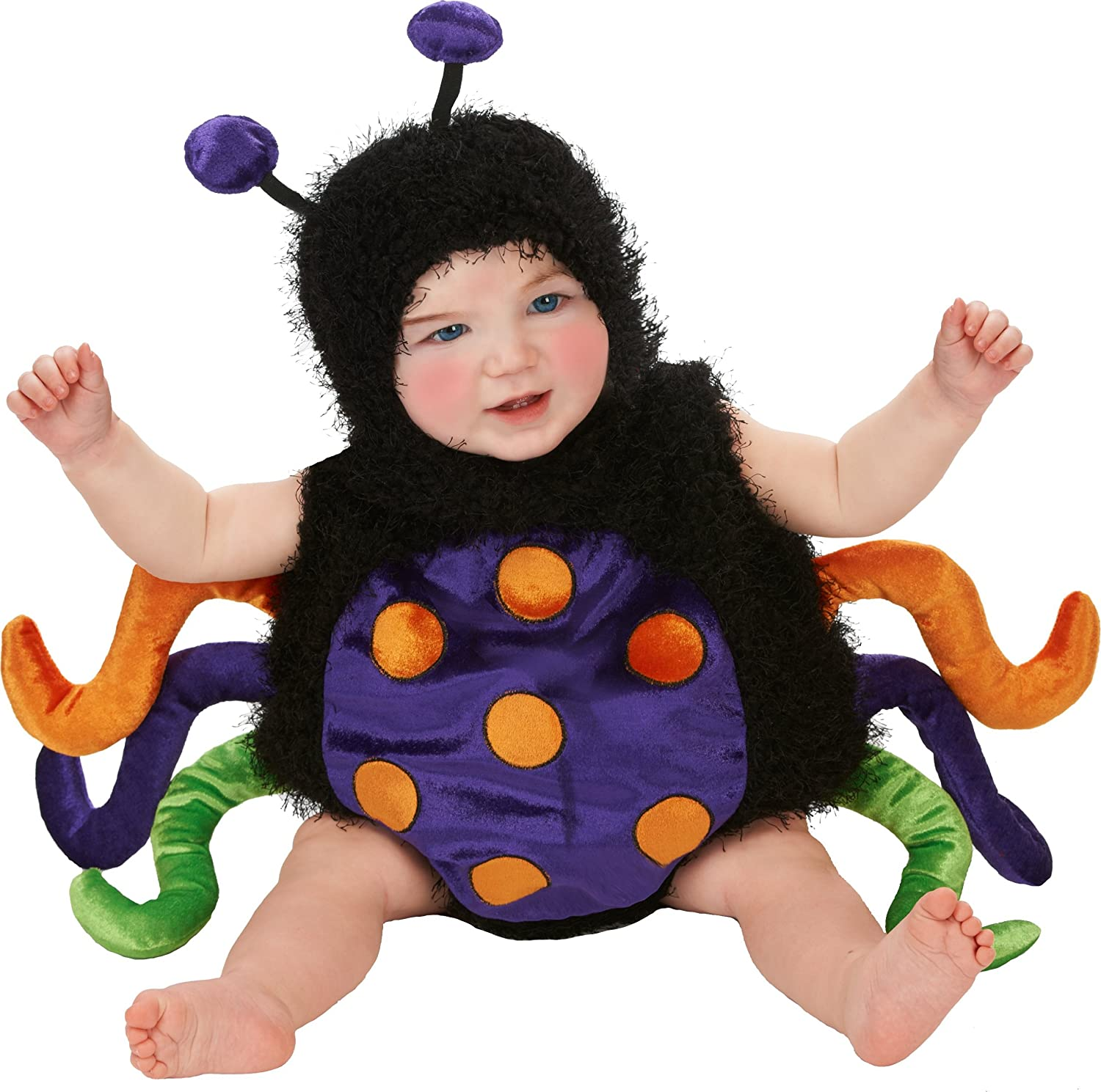 Just Challenge the lowest price of Japan ☆ Pretend Kids Infant Ranking TOP5 Romper 6-12 Months Spider-Multi