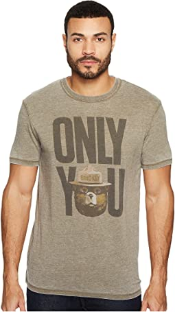Lucky Brand - Smokey Only You Graphic Tee