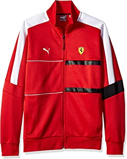 Motorsport Men's Ferrari Full Zip Jacket