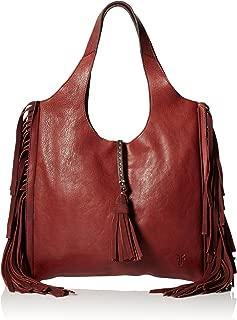 Farrah Fringe Shoulder Bag