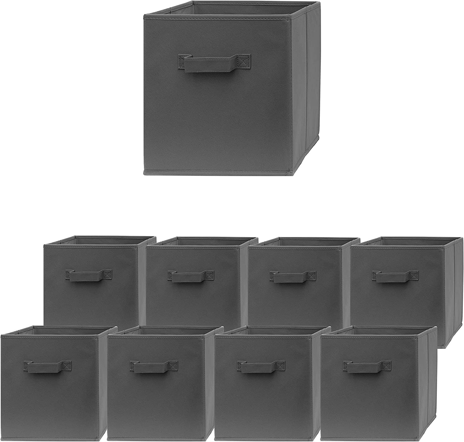 Pomatree Storage Bombing new work Cubes - 9 Sturdy Durable and Pack Bin Ranking TOP15