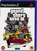 Rockstar Games Grand Theft Auto 3, PS2, PlayStation 2