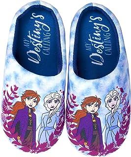 Vanilla Underground Disney Frozen 2 Destiny Girl's Slippers