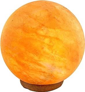 Crystal Allies Natural Himalayan Salt Lamp with Bulb,  Dimmer Cord