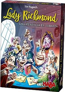 comprar comparacion HABA- Lady Richmond, una Herencia en subasta (302737)